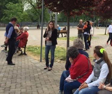 Caterina Molinari incontra i cittadini di Mezzate!