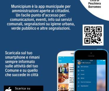 Municipium: l'app del tuo comune!