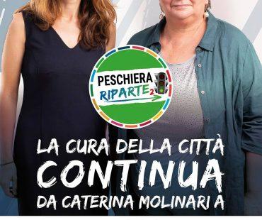 Da Caterina Molinari ad Antonella Parisotto. La cura continua da…