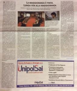 201509 - Falletta approva bilancio - LImpronta - pag 1
