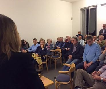 Caterina Molinari presenta il Programma amministrativo 2016-2021 ai cittadini di S.Bovio