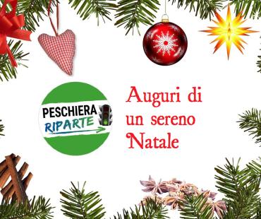 Tanti auguri di buon Natale dall'associazione Peschiera Riparte! – 24/12/2016