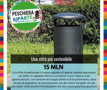 Una città più sostenibile…